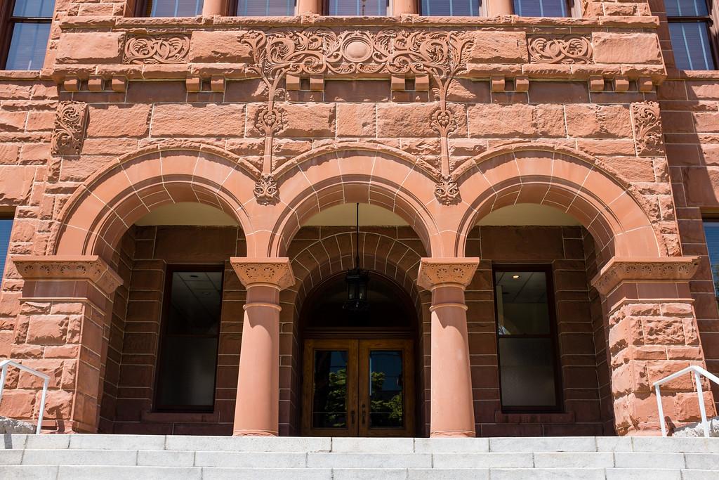 Orange County Court House, Santa Ana, Orange County, California, United States