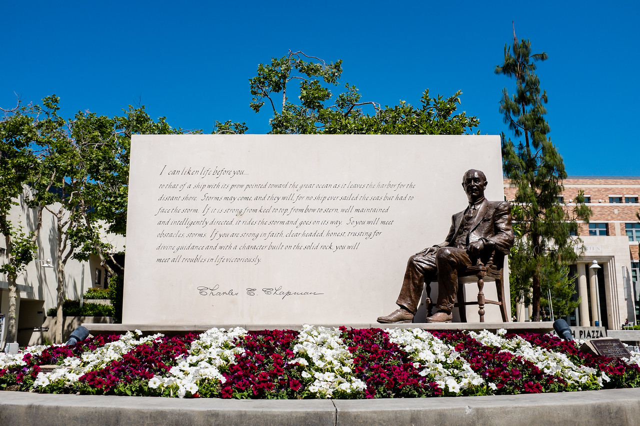 Chapman University, Orange, Orange County, California, United States