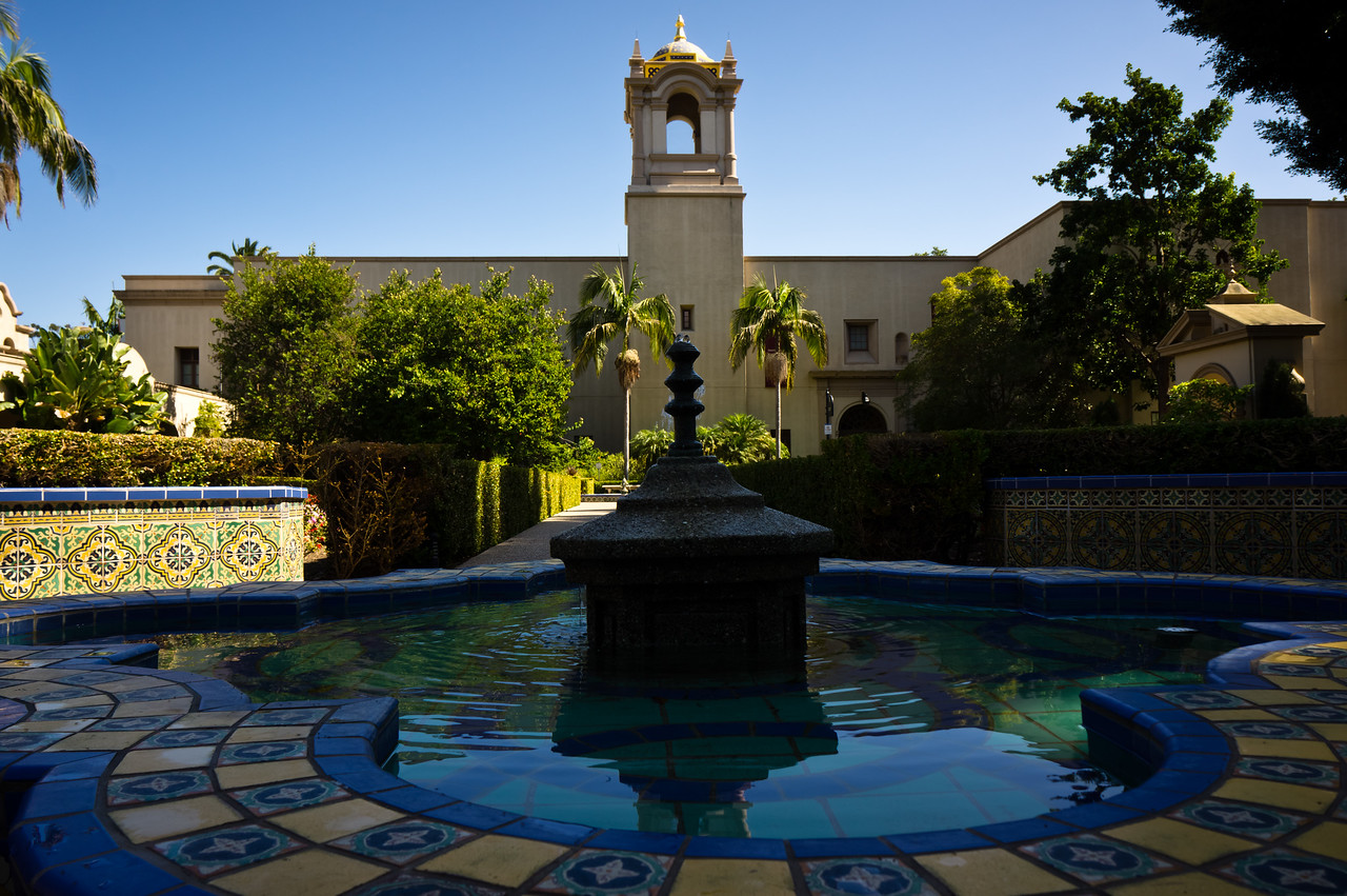 Balboa Park, San Diego, California, United States