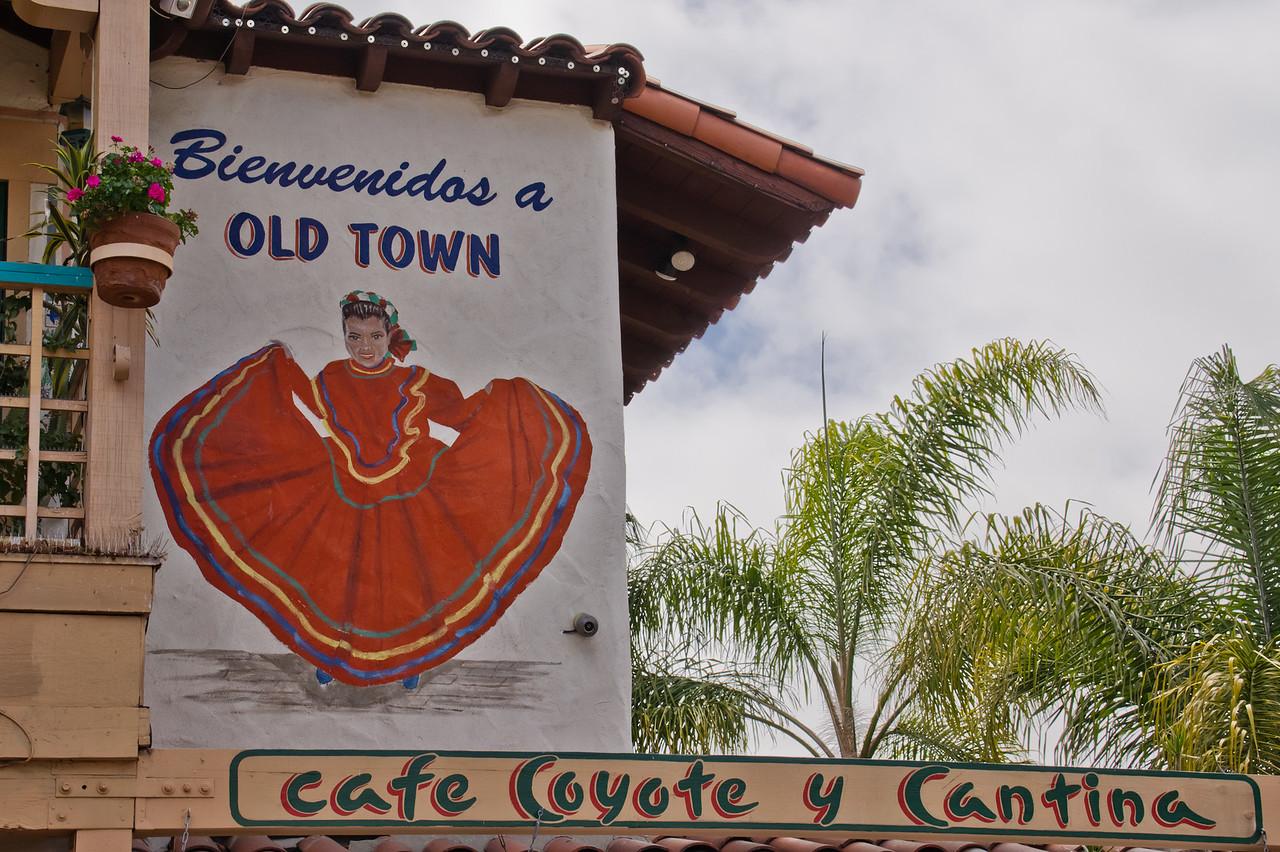 San Diego, Old Town, Old Town San Diego, California