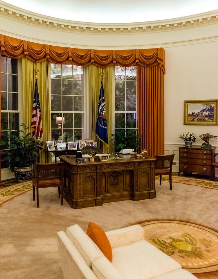 20160901 Reagan Library