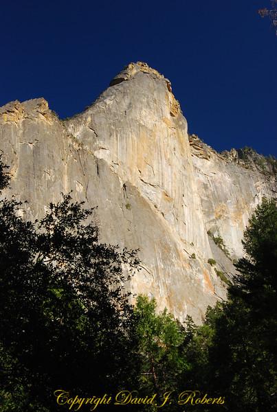 Leaning Tower, Yosemite National Park, California