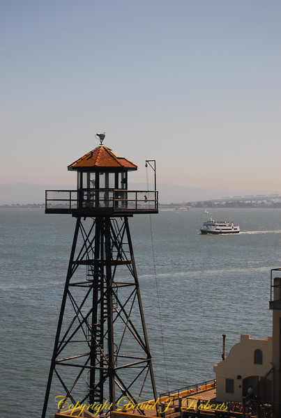 Alcatraz Prison National Park, San Fransisco, California