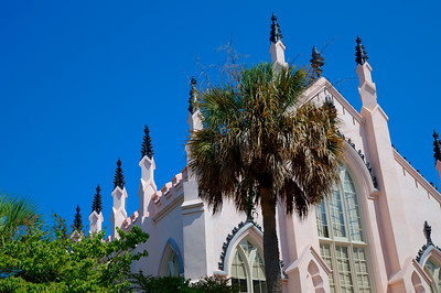French Huguenot Church, Church Street, Charleston, SC
