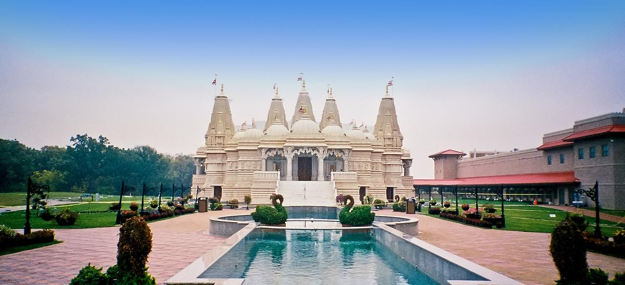 BAPS Shri Swaminarayan Mandir, Bartlett, IL