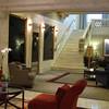 Lobby of Club Quarters