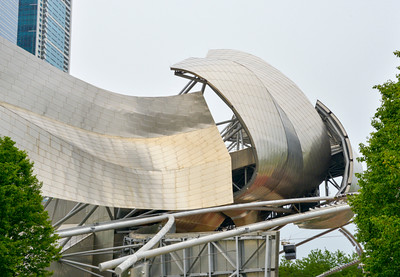 Chicago_Pritzker Pavillion-1