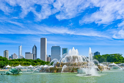 Buckingham Fountain-2