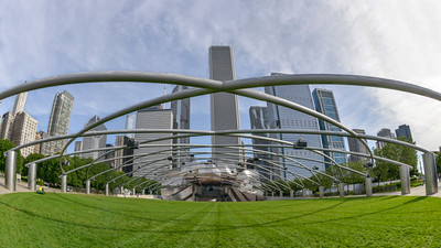 Chicago_Pritzker Pavillion-4
