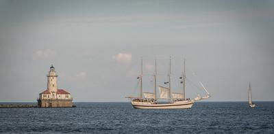 "Tall Ship ""Windy"""