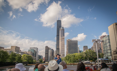 Sears Tower, Architecture Tour