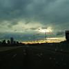 """Denver Skyline And Sunrise""<br /> Sunday October 9th 2005"