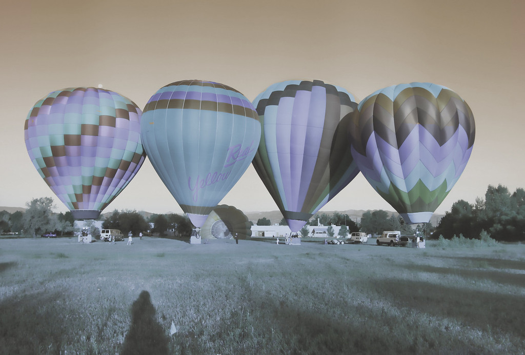 infrared balloons