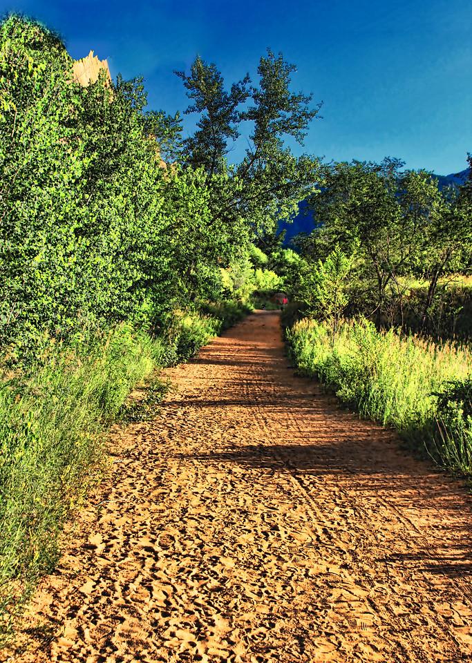 red rocks path 2
