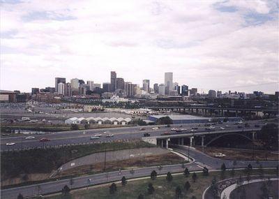 Denver, CO Skyline