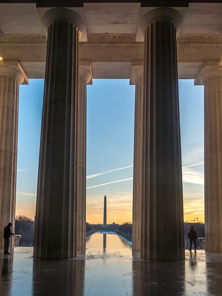 Washington through Lincoln