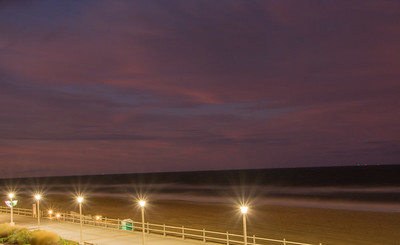 Evening, VA Beach