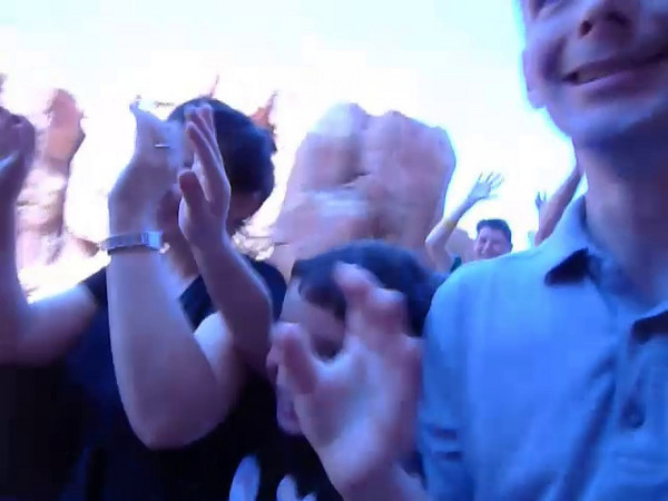 Video of Jack giggling like crazy on the roller coaster at Disney. Hit play to see!