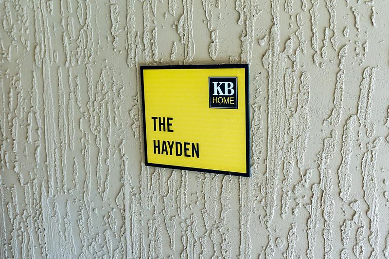 The Hayden KB Homes