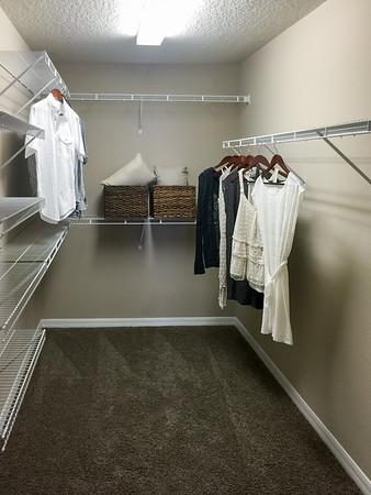 Yardley Master Closet