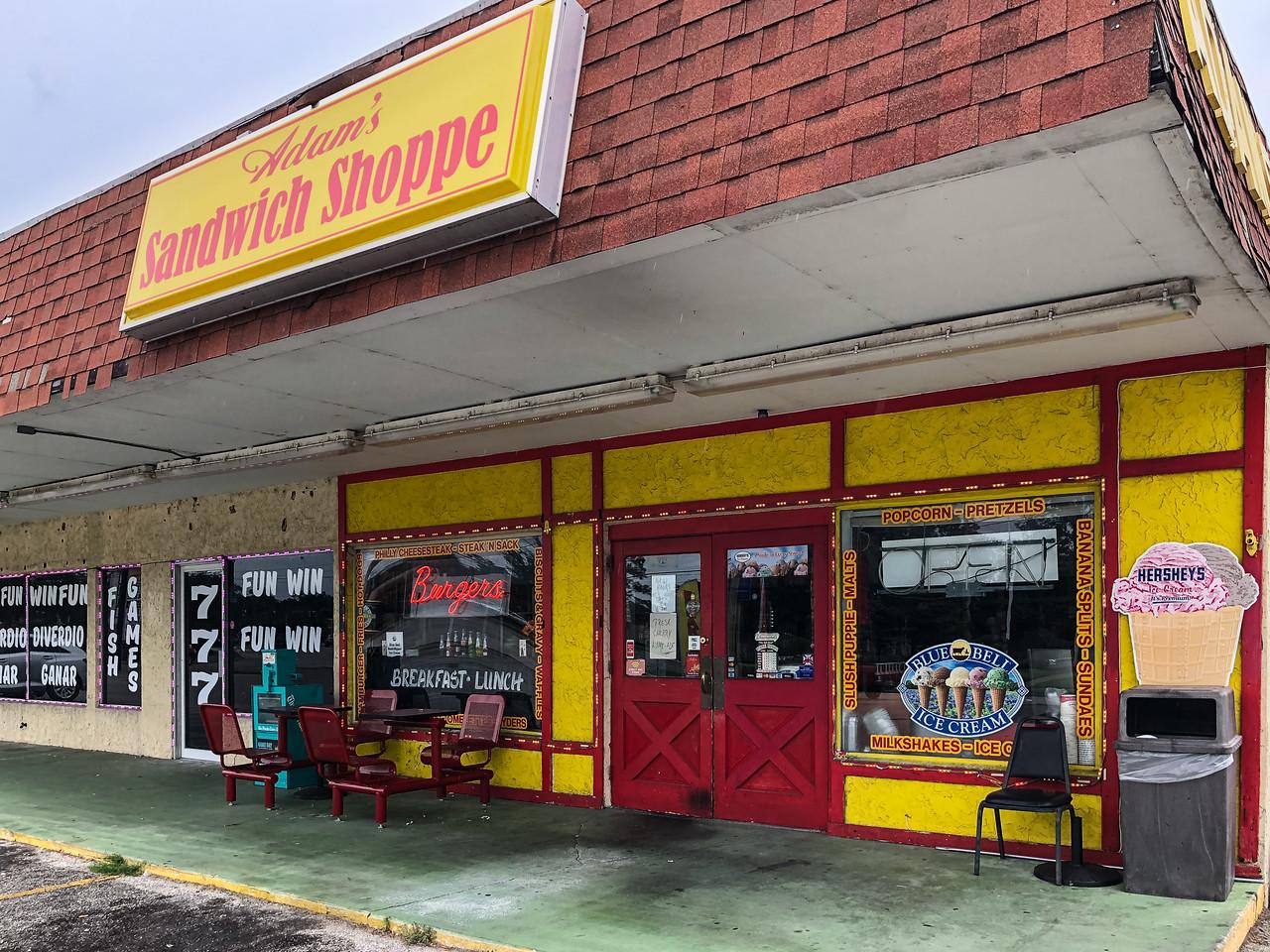 Adam's Sandwich Shoppe