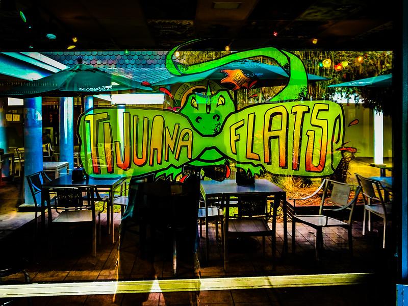 Tijuana Flats Entrance