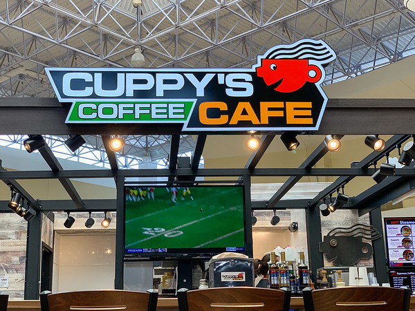 Cuppy's Coffee Cafe