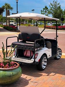 Nice Golf Cart