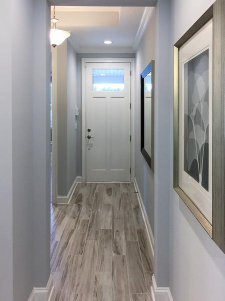 Egret Model Extended Foyer
