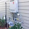 Egret Model Tankless Water Heater