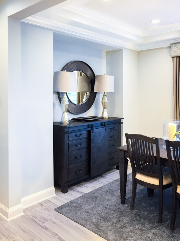 Egret Model Dining Room