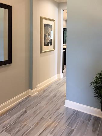 Egret Model Foyer