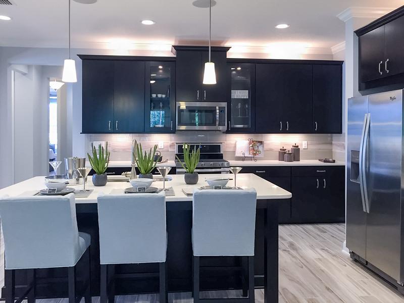 Egret Model Kitchen