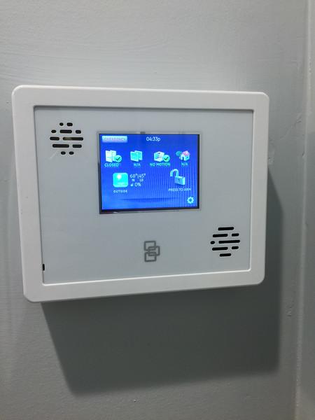 Egret Model Security System