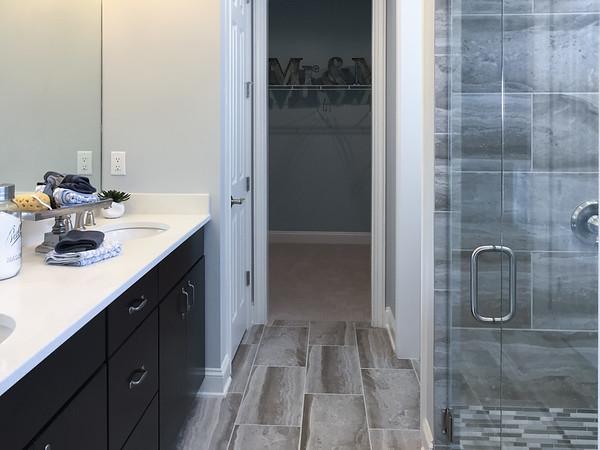 Egret Model Master Bath & Closet