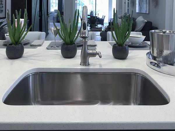 Egret Model Kitchen Island