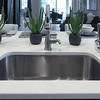 Egret Model Kitchen Island