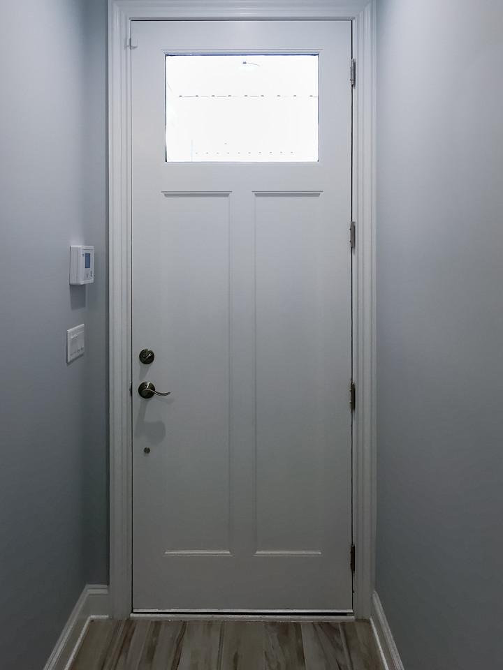 Egret Model Front Door