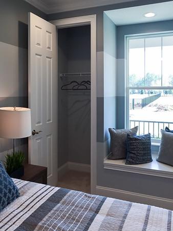 Egret Model Guest Bedroom