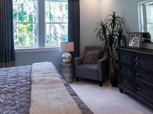 Egret Model Master Bedroom