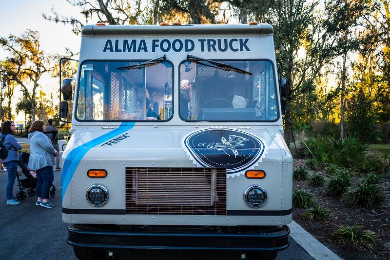 Alma Food Truck