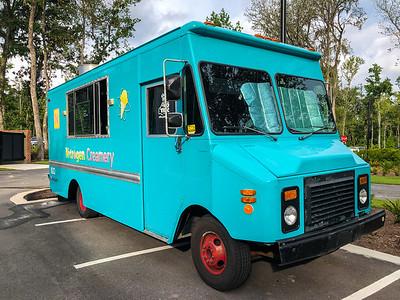 Nitrogen Creamery Food Truck