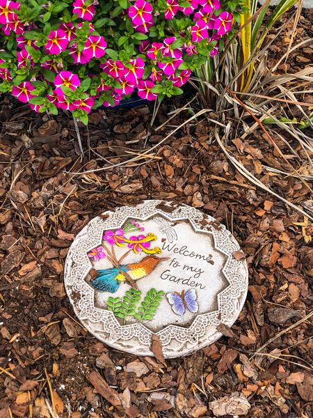 Our Flower Garden