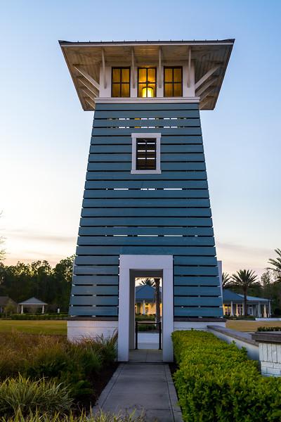 RiverTown Entrance Tower