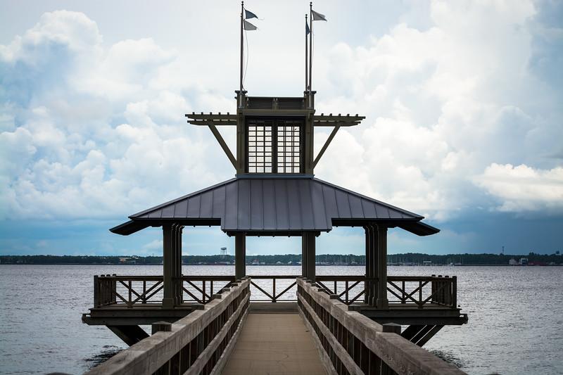 Riverfront Park Fishing Pier