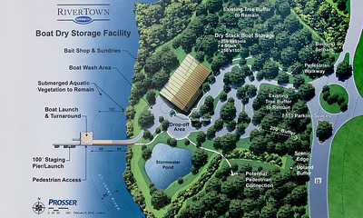 RiverTown Boat Dry Storage Facility