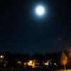 Calumet Drive in the Moonlight