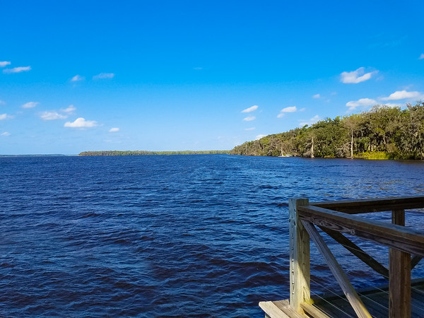 The St Johns River