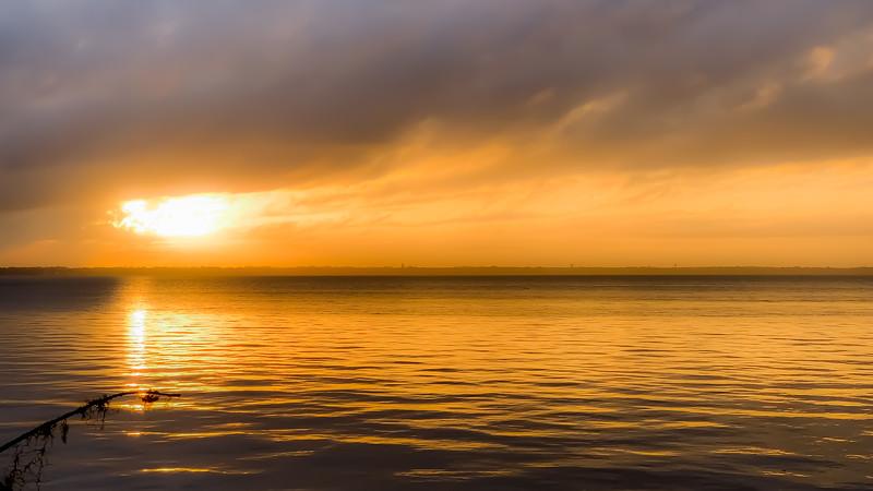 St Johns River Sunset