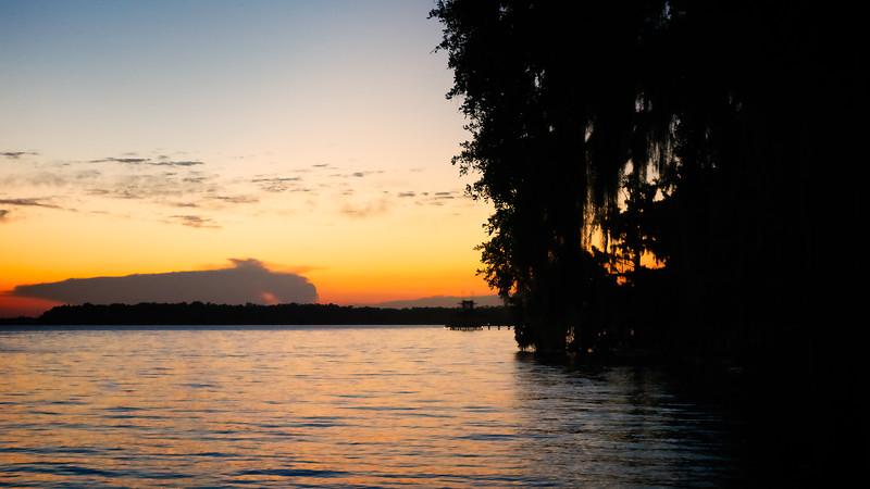 Sunset at RiverTown